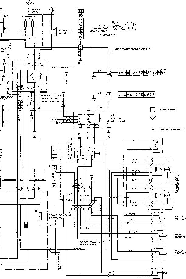 wiring diagram type 924 model 87 sheet porsche 944 electric -  kreativestempelwelt  kreativestempelwelt