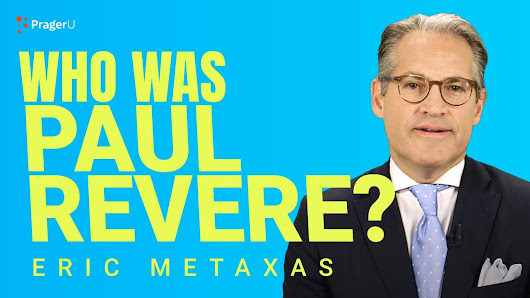 Who Was Paul Revere and Why Should You Care? - YouTube