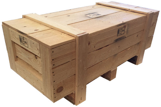 Crates and Packing Cases