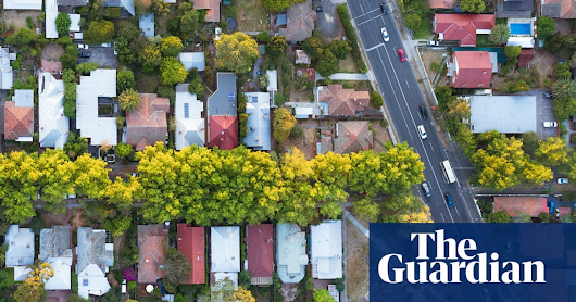 Australians told to expect 'longest and deepest' housing slump | Business | The Guardian