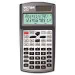 Victor V34 Advanced Scientific Calculator, 10-Digit LCD (VCTV34)