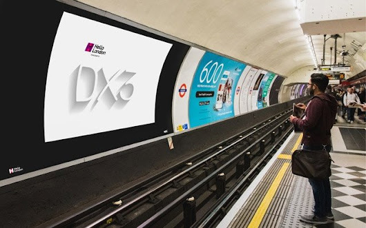 NEC Display Solutions delivers visual impact for Hello London DX3 - NEC Display Solutions United Kingdom