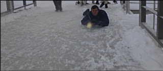 I would watch the Winter Olympics if this were a sport