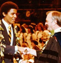 Barry Obama at University, Freemasons, Freemasonry, Freemason