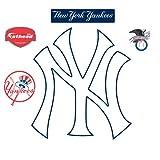 Amazon.com: MLB - New York Yankees / Wall Banners / Décor: Sports ...
