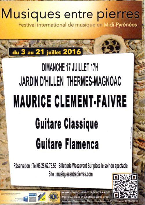 Maurice Clement-Faivre