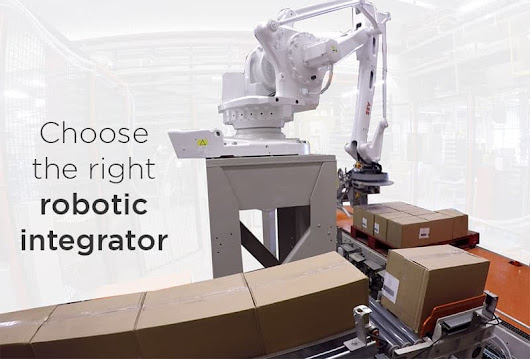 Robotic Palletizing | The Important Factors To Help Choose | ROBOVIC Inc