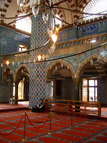 Inside Rüstem