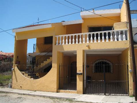 Home for Sale in Zona Dorada, Bucerias, Nayarit $209,000
