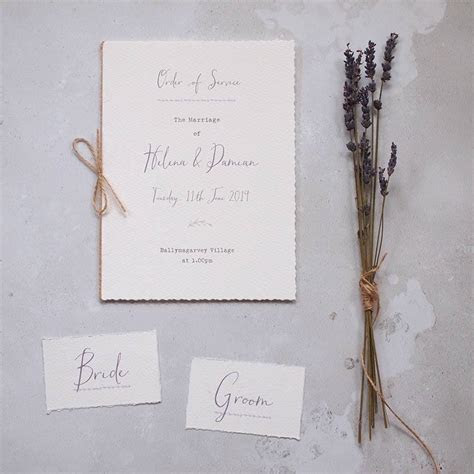 Handmade Wedding Stationery, Cards & Gifts by Arbee Cards NI
