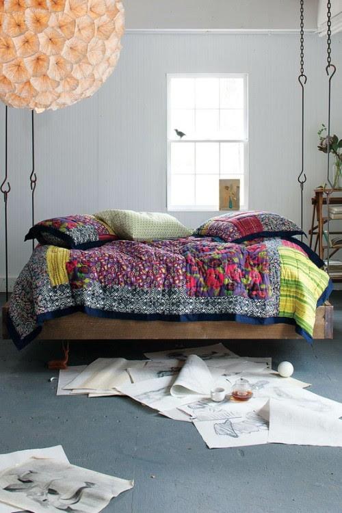berengia:  Hanging Bed