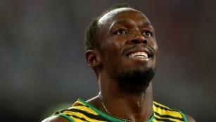 Usain Bolt is ...