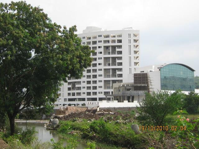 Pinnacle Group's Brook Side at  Bavdhan Budurk Pune 411 021