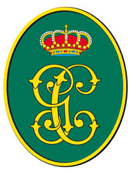 Logo óvalo Guardia Civil