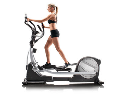 NordicTrack SpaceSaver SE7i Elliptical Review - Top Fitness Magazine
