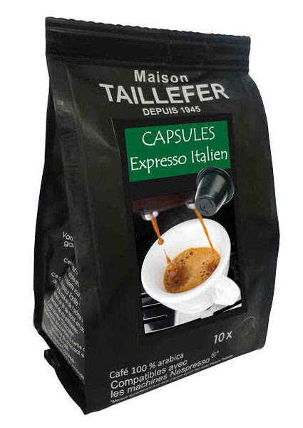 Italian Expresso Compatible Cheap Nespresso Coffee Capsules