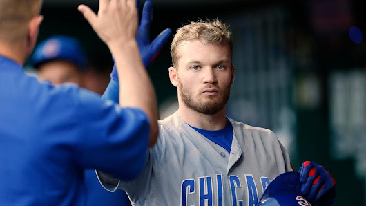 Ian Happ hits 14,000th homer in Cubs history