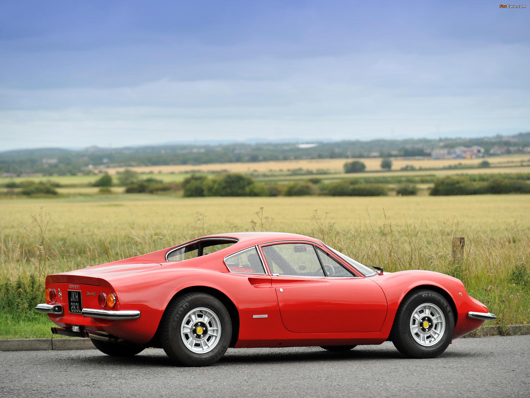 Ferrari Dino 246 Gt69