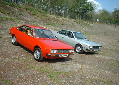 Car of the week: Lancia Beta Coupe