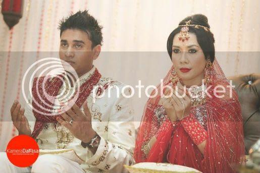 Gambar Majlis Perkhawinan Eira Syazira dan Azad