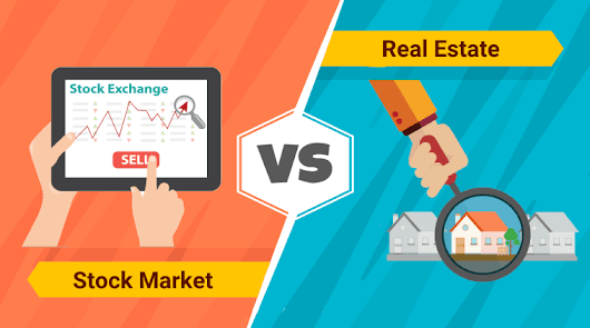 Investing in Stocks vs Real Estate: Which one will make you richer?