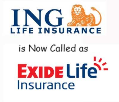 ING Vysya Life Insurance Becomes Exide Life Insurance
