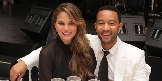 Chrissy Teigen Shares the First Photo of Her and John Legend's Son, Miles
