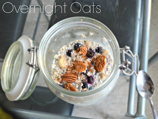 Healthy Overnight Oats Recipe | Love and London