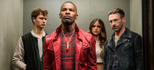 Baby Driver – Everything goes well UNTIL… | Write to Reel