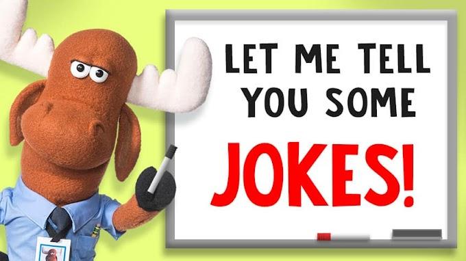 [Jokes] Most Read Jokes, Can't Laugh Alone