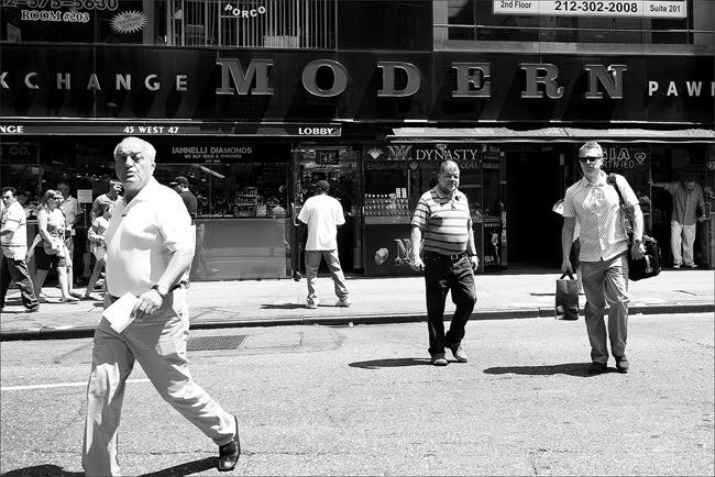 Diamond District, NYC