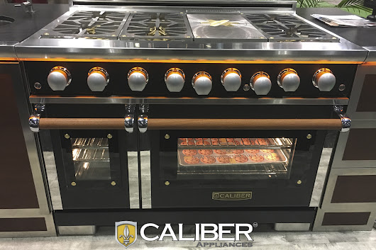 Thank you for visiting Caliber Appliances at KBIS