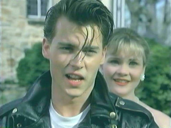 how old was johnny depp in cry baby. wallpaper johnny depp cry baby