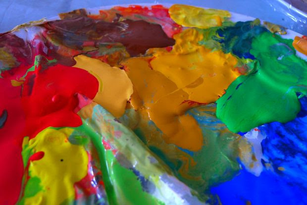 Working with Acrylic Paints: Quality, Color, Viscosity and Everything Else