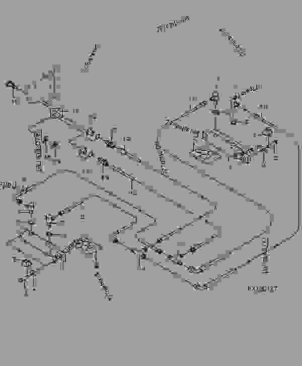 Wiring Diagram: 27 John Deere F935 Parts Diagram
