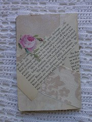 Rose book back