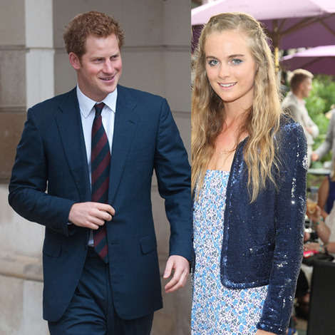 Royal Wedding Watch 2014: Will Prince Harry Propose to Girlfriend Cressida Bonas?