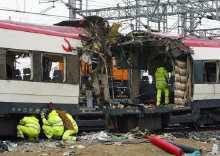 Madid train bombing