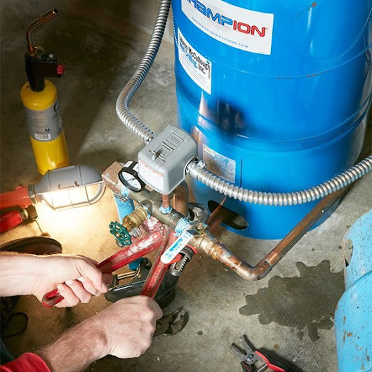 Well Pump Troubleshooting and DIY Repair | The Family Handyman