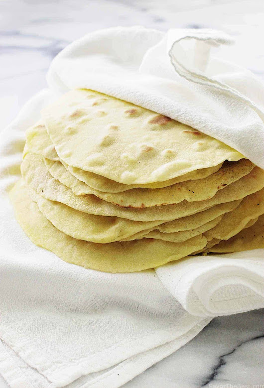 Kamut Flour Tortillas - Savor the Best
