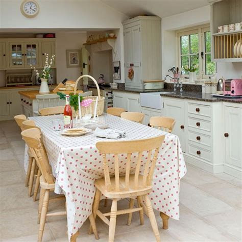 summer decorating ideas  country kitchens ideas