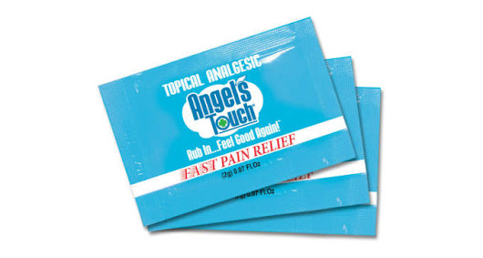 FREE Sample of Angel's Touch Fast Pain Relief Cream - Free Samples Hub