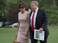 People are saying Melania Trump's father looks like the president