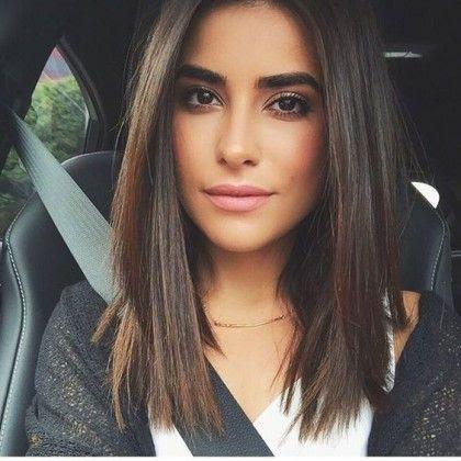 25 Fantastic Easy Medium Haircuts 2021 - Shoulder Length Hairstyles for Women - Pretty Designs