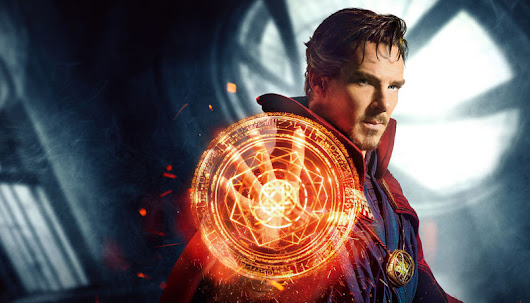 Experiencing Marvel's 'Doctor Strange' In Dolby Cinema At AMC