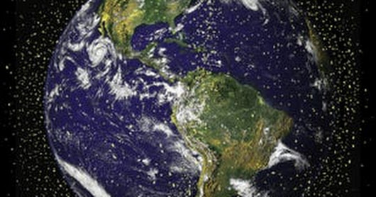 RemoveDEBRIS: UK Satellite Is The First To Clean Up Space Junk