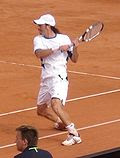 Nicolás Massú, doble medallista de oro olímpico en tenis