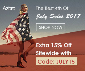 Extra 15% Off Sitewide with Code: JULY15