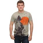 The Hangover Alan Human Tree T-Shirt - Khaki