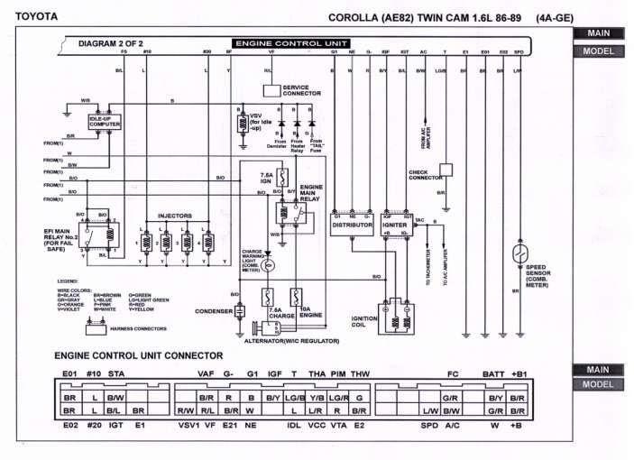 Bestseller: 4age Engine Wiring Diagram